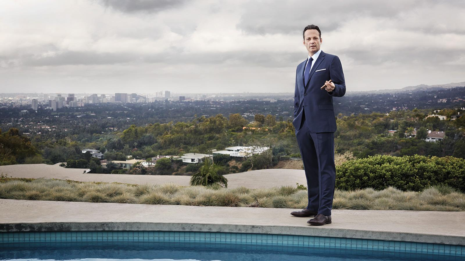 Vince Vaughn Gets Serious