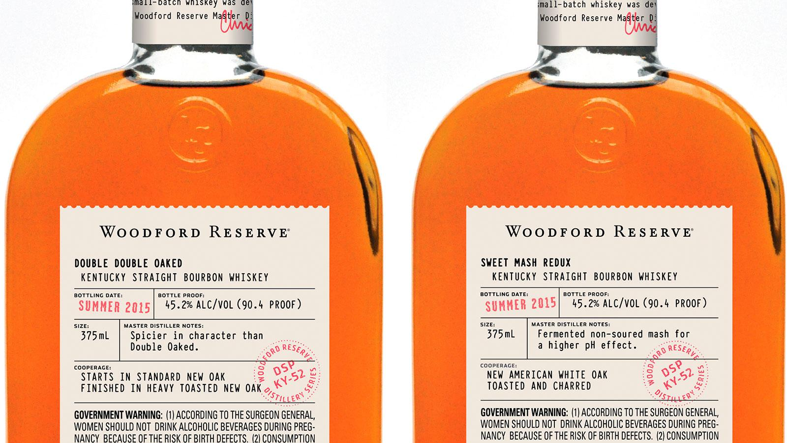 Woodford Debuts Its Distillery Series