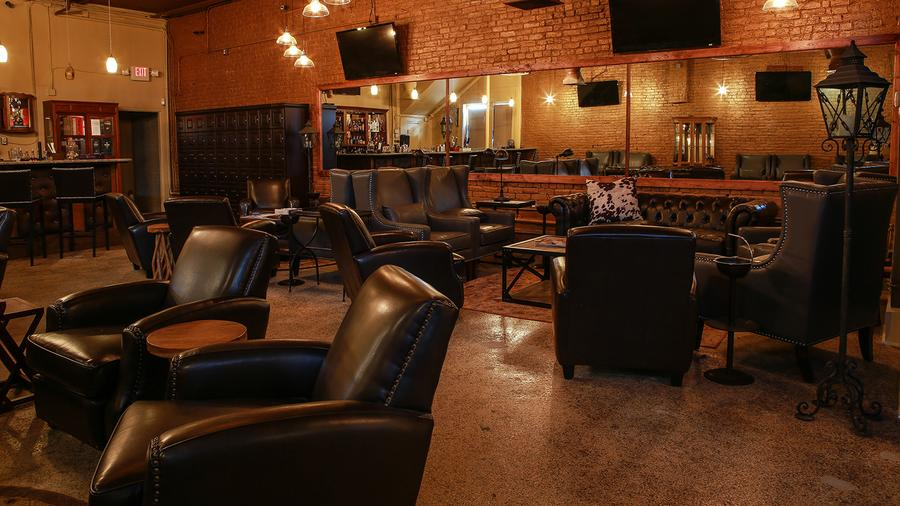 Where To Smoke: Priming's Cigar Bar & Lounge, Nashville