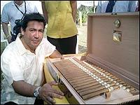 The Luck of The  Draw in Havana
