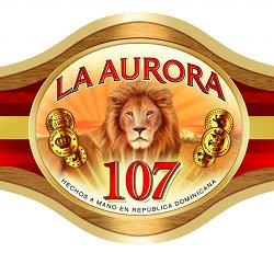 Aurora Celebrates 107 Years with a New Cigar