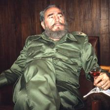 Fidel Castro interview.