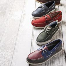 New Wave Boat Shoes