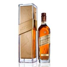 Johnnie Walker Ice Pillar