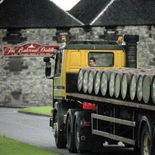 Balvenie, another Speyside, has a fruit quality to it.