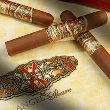 Fuente Fuente OpusX—The Angel's Share