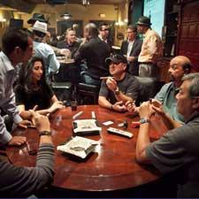 Cigars and Networking—A Natural Pairing