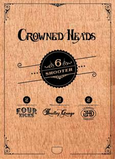 The Crowned Heads Six Shooter
