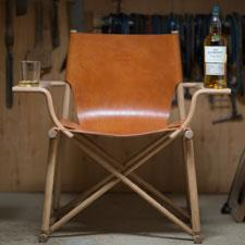 The Glenlivet Gareth Neal chair.