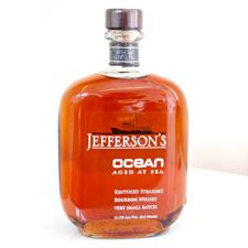 Jefferson's Releases Limited-Edition, Sea-Aged Bourbon