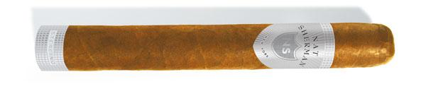 Nat Sherman Sterling cigar.