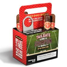 General Cigar Brings Six-Pack of Punch to Tailgate Party