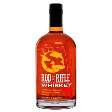 Rod and rifle whiskey.