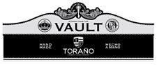 Torano vault cigar band.
