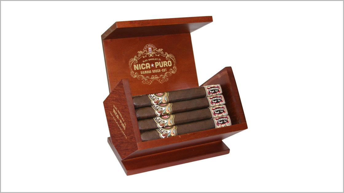 Alec Bradley Nica Puro Diamond Returns for Third Run