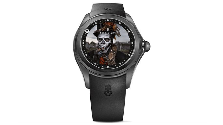 Corum Casts A Spell With The Big Bubble Magical Voodoo Watch
