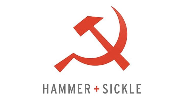Logo for Hammer + Sickle