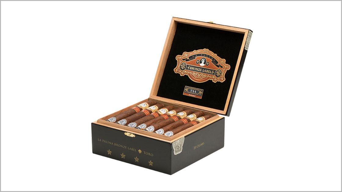 La Palina Ships TAA-Exclusive Bronze Label