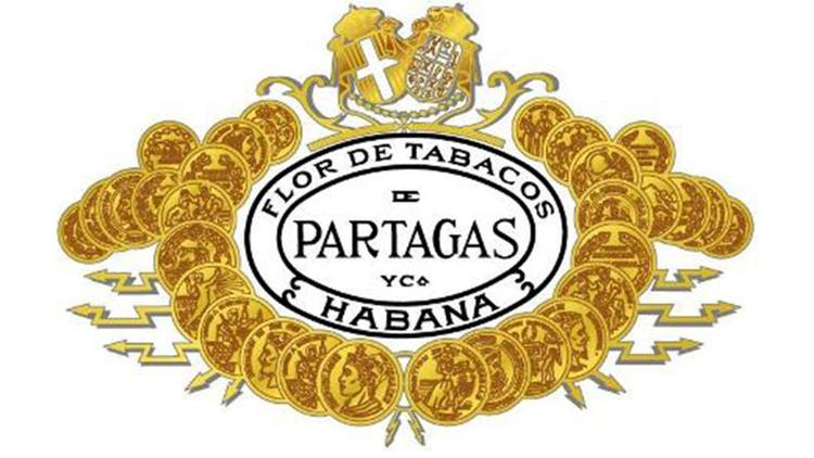 Logo for Partagás