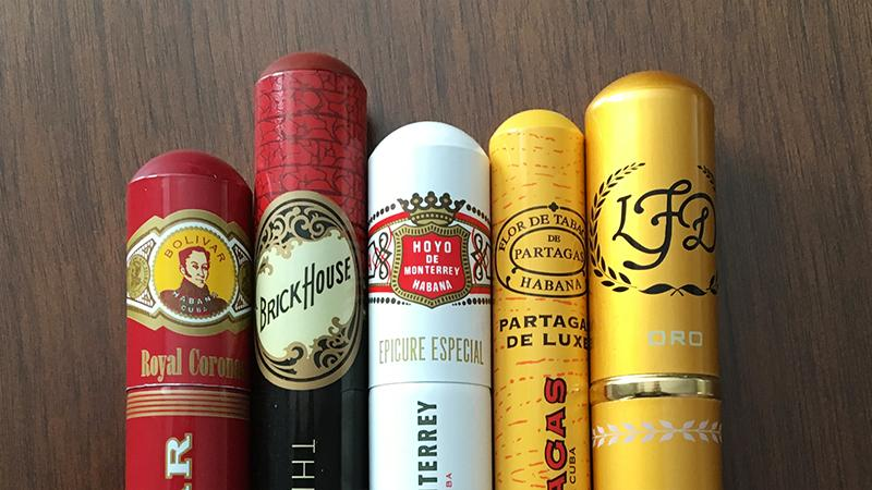 Is it OK to Store Cigars in Tubos Outside of Your Humidor?
