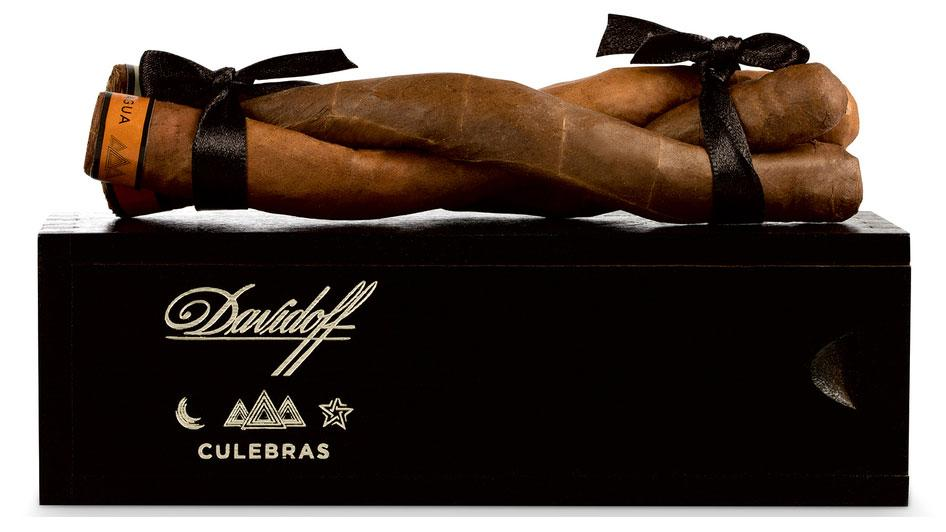 Davidoff Crafts A Limited Culebra
