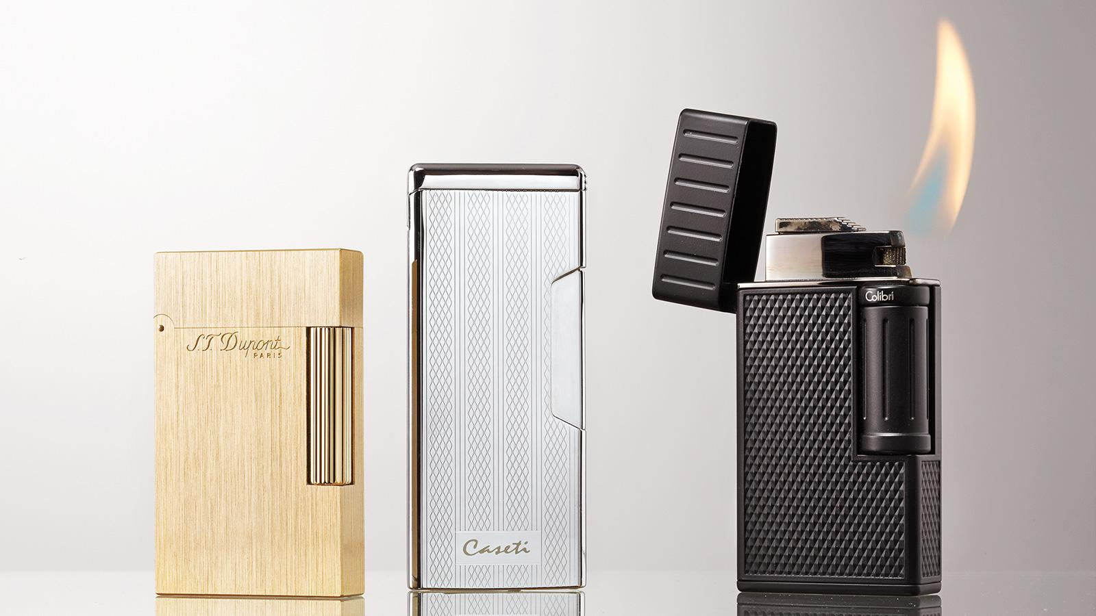 Soft-Flame Lighters