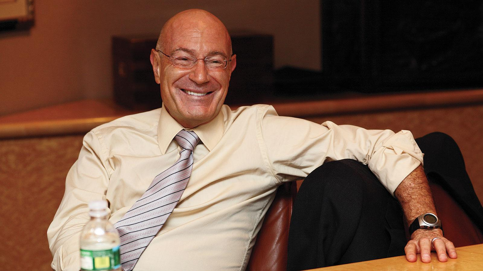 An Interview with Arnon Milchan