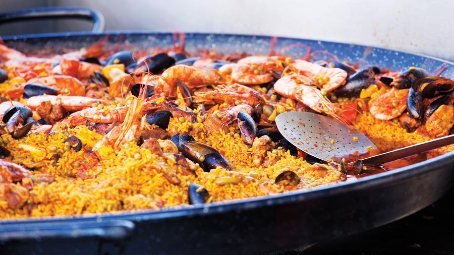 How To Cook The Perfect Paella