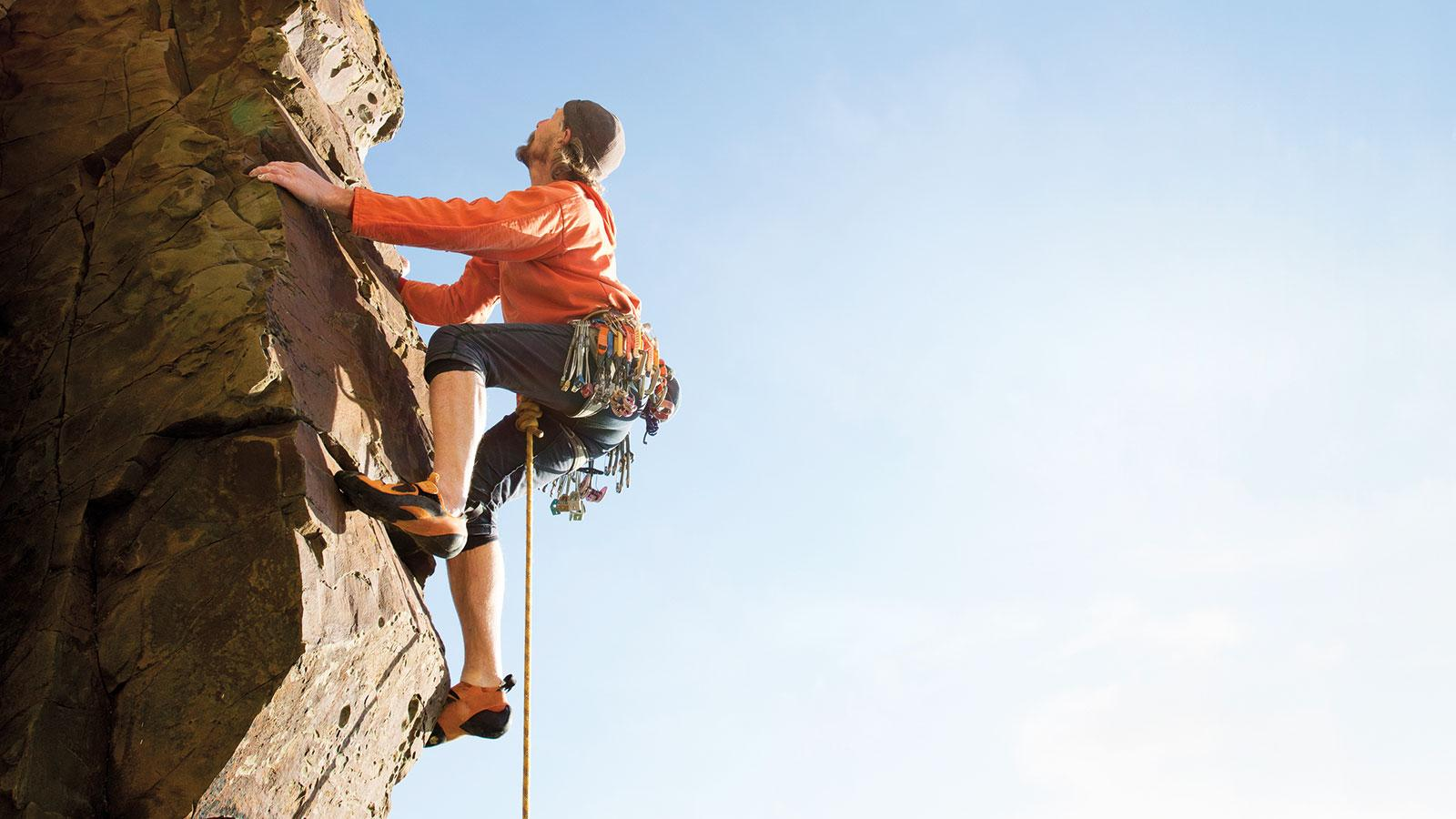 Yes, You Too Can Go Rock Climbing