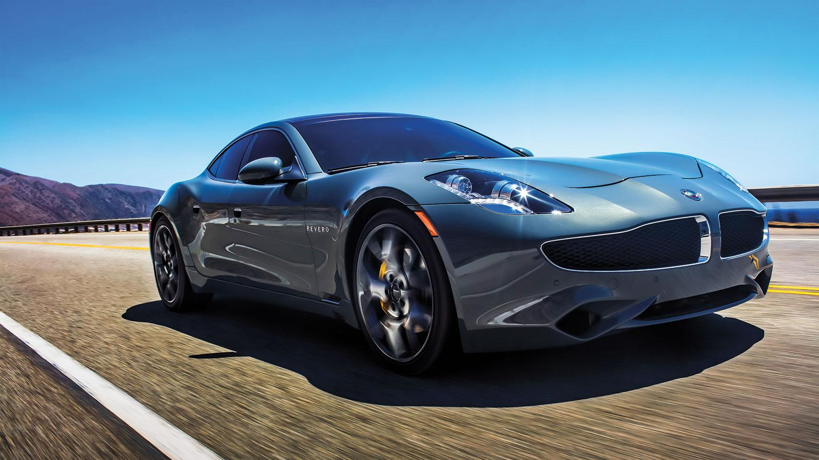This Karma Revero Hybrid Hits 60 mph in Only 5.4 Seconds
