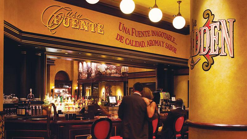 Casa Fuente Reopening for Big Smoke