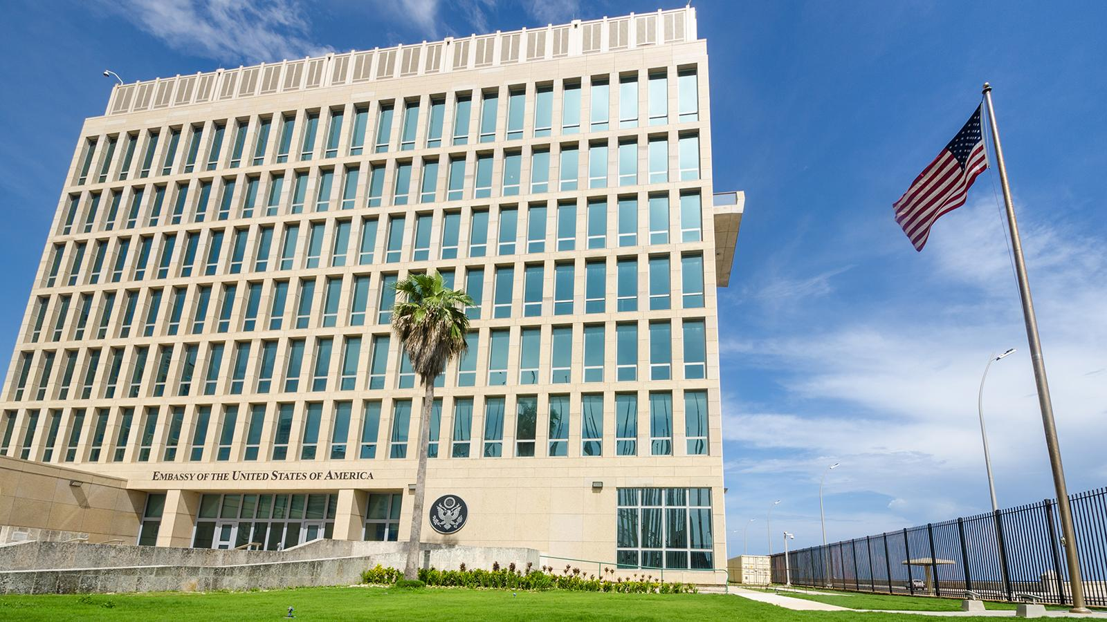 U.S. Cuts Havana Embassy Presence, Issues Travel Alert On Cuba