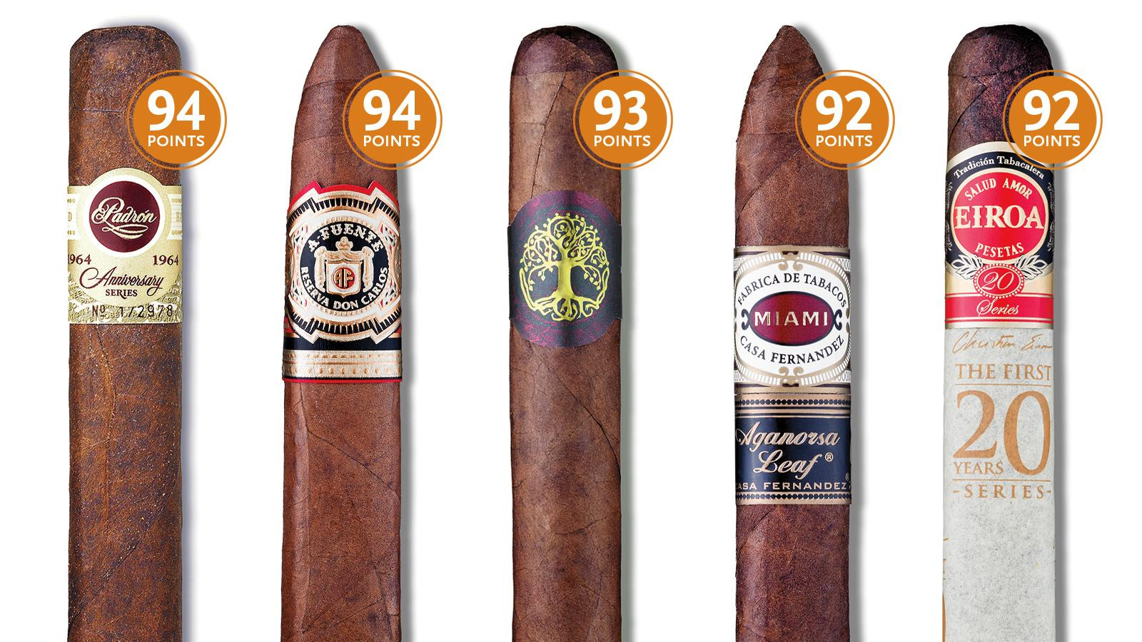 16 Highly-Rated Cigars To Add To Your Humidor