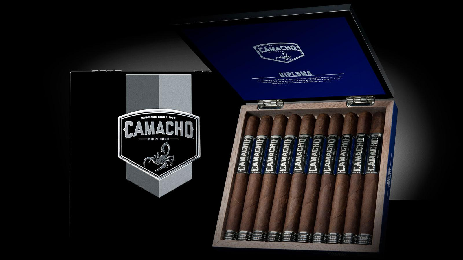 Camacho Revamps Blends, Updates Packaging