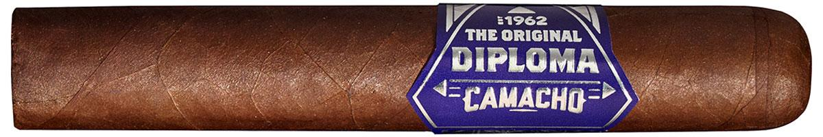 Camacho Diploma Special Selection is launching next month in a single 5 inch by 54 ring gauge size called Robusto.