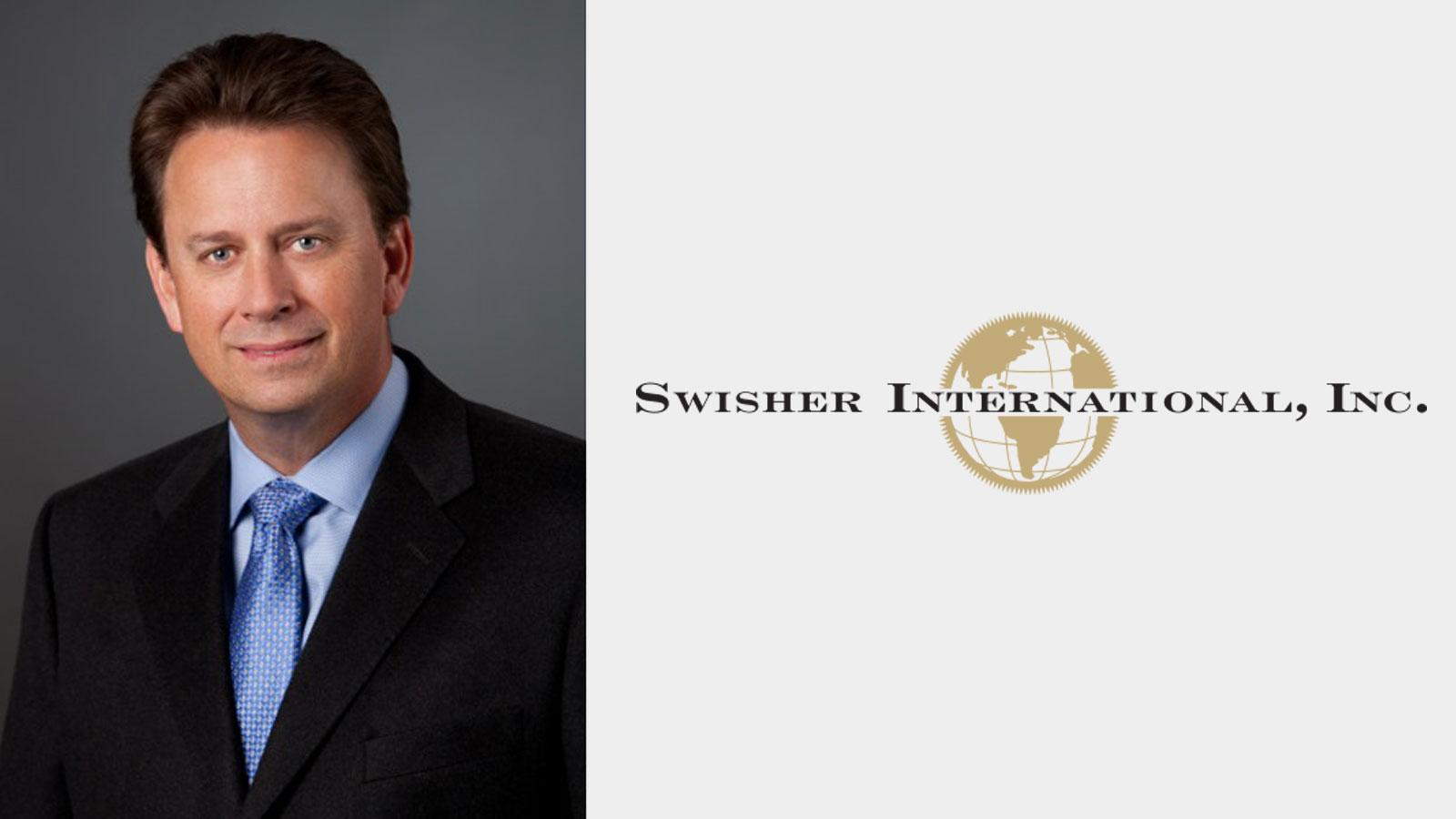 John Miller Named President of Swisher International
