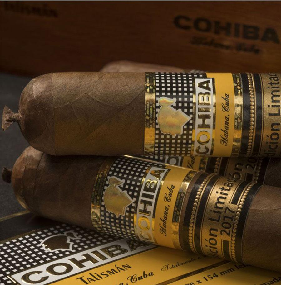 Cohiba Talismán Appears—With Pigtail