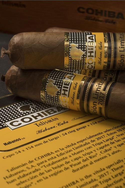 U.K. First To Get New Cohiba