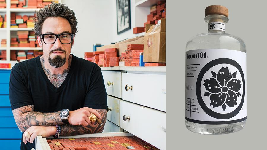 Room101 Releases Small-Batch Gin