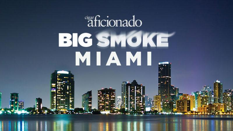 Big Smoke Returning To Miami