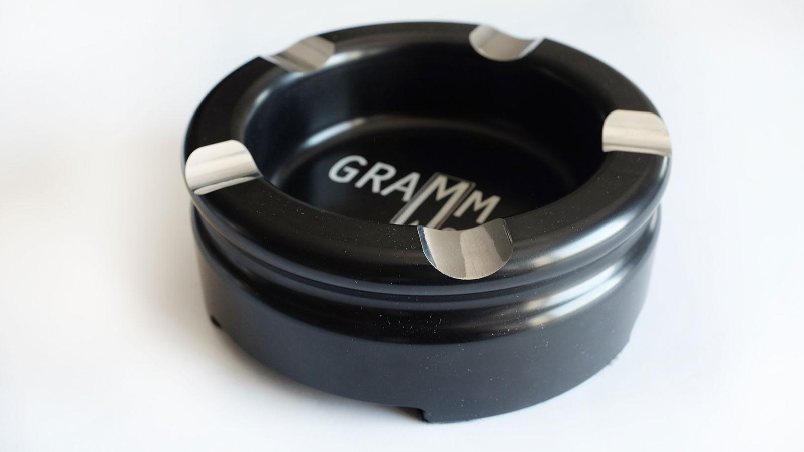 Gramm Works Cinque Forte Ashtray