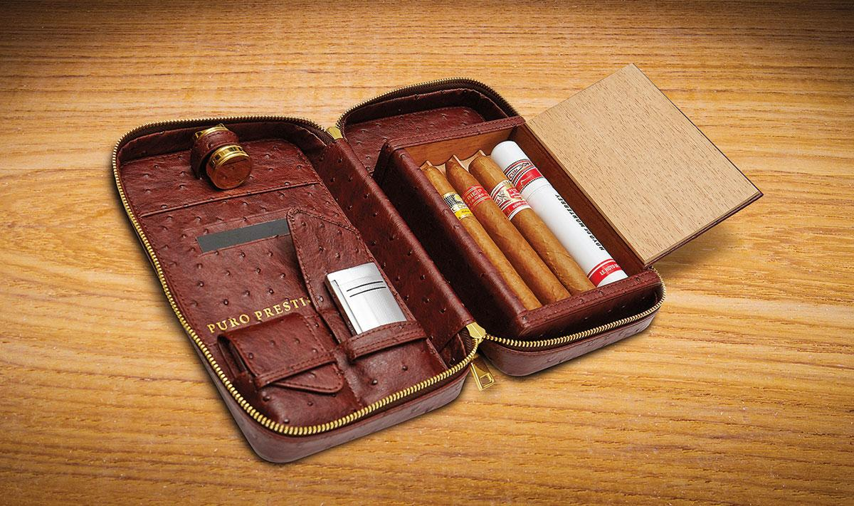 Puro Cigar Travel Case