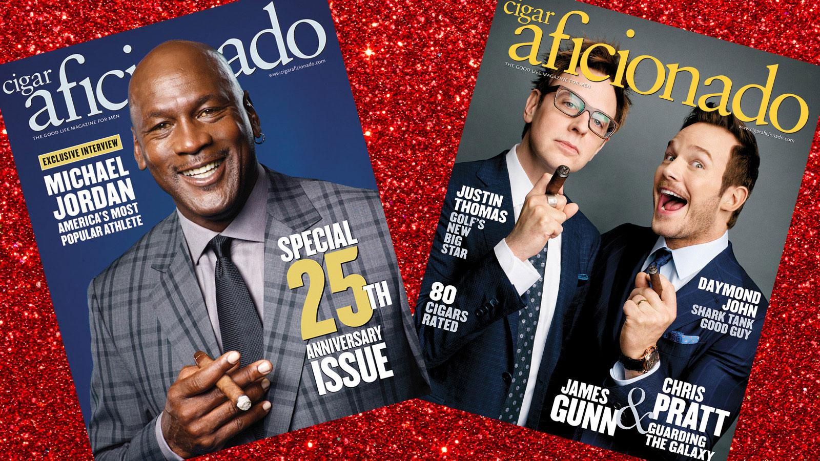 Cigar Aficionado Gift Subscription