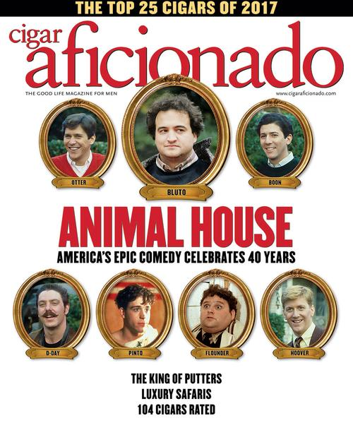 Animal House | January/February 2018