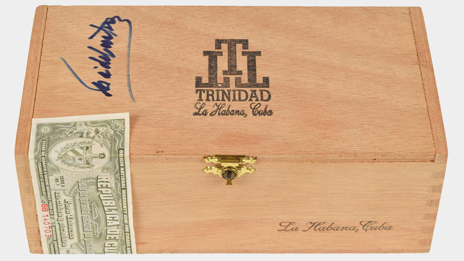 Fidel Castro's Trinidads Up For Auction