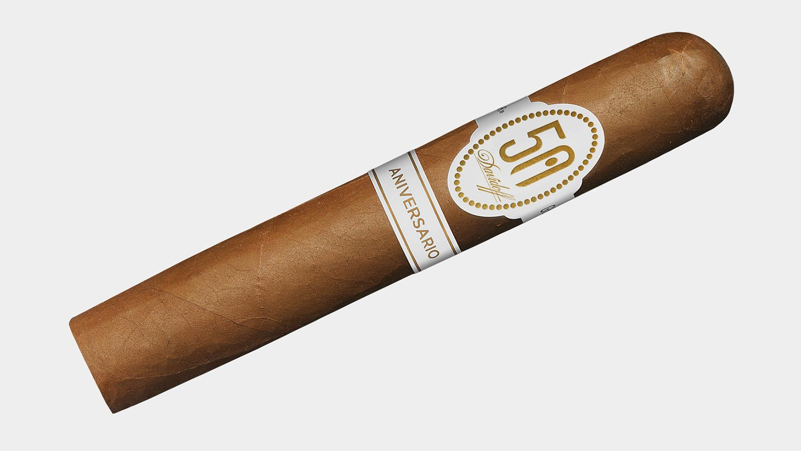 Davidoff Celebrates 50th Anniversary with Special Bands