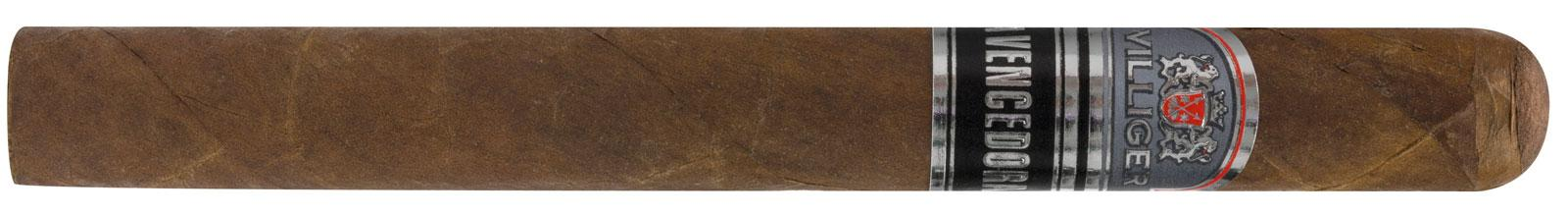 La Vencedora is a Nicaraguan puro that wears a dark Habano Oscuro cover leaf.