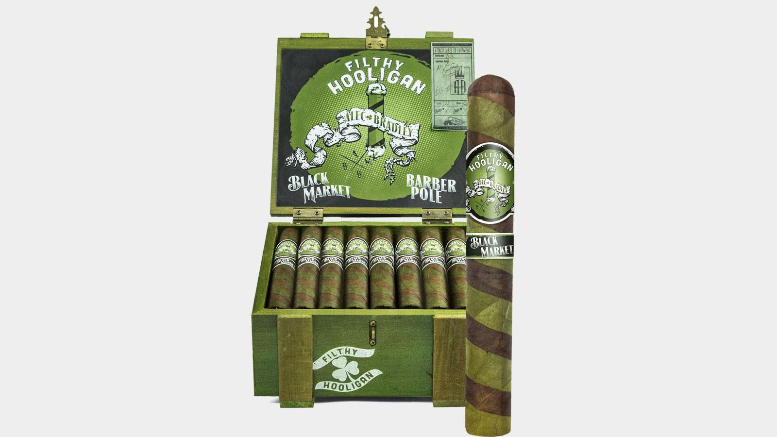 Alec Bradley Filthy Hooligan Returns for Fifth Year
