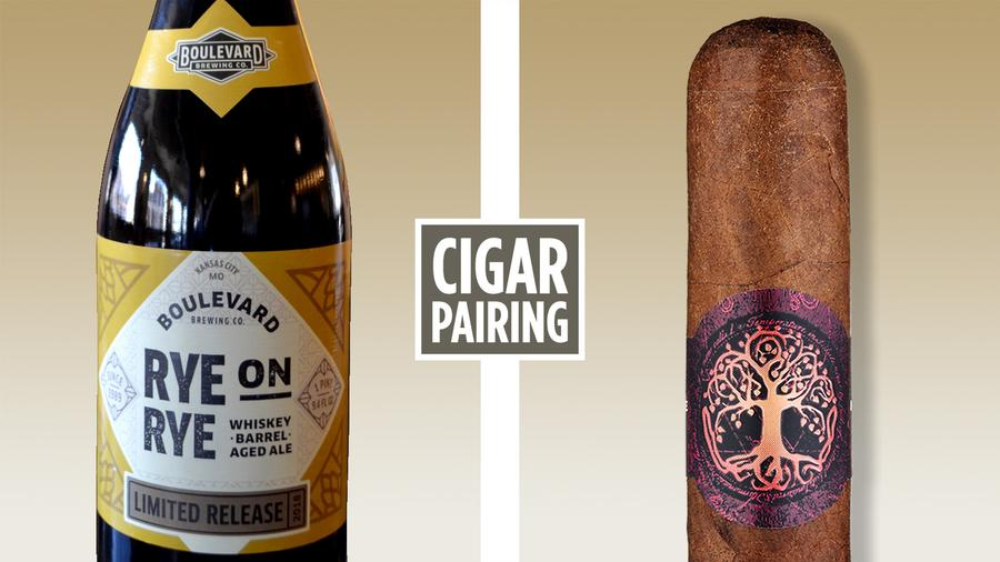 Cigar Pairing: Boulevard Brewing Rye On Rye