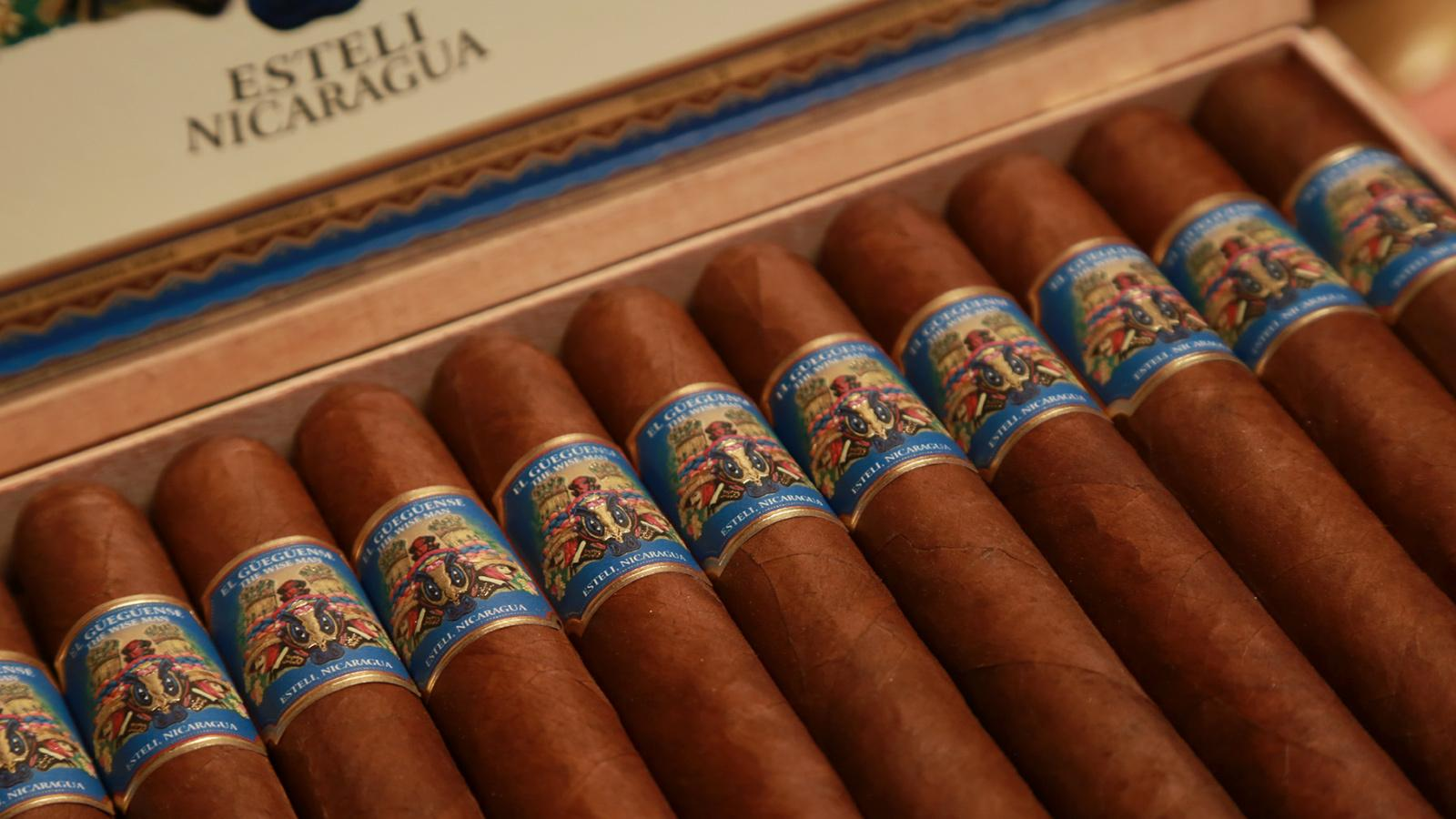 El Güegüense, Melillo's first brand with Foundation Cigar Co.